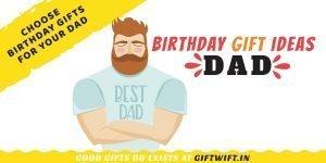 birthday gift ideas dad
