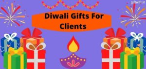 Diwali Gifts For Clients